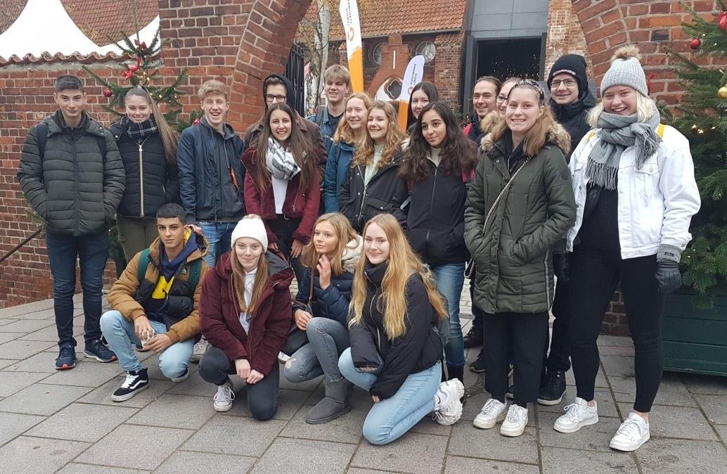 Erasmus+ 2019 Grenaa Gymnasium i Lübeck