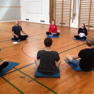 Yoga fridykning talentudvikling