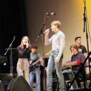 Forårskoncert 2018 på Grenaa Gymnasium