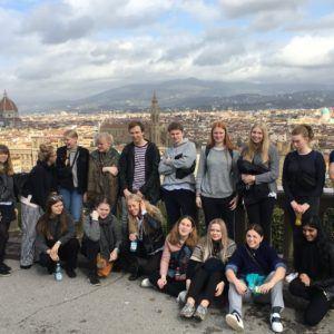 Studietur til Firenze