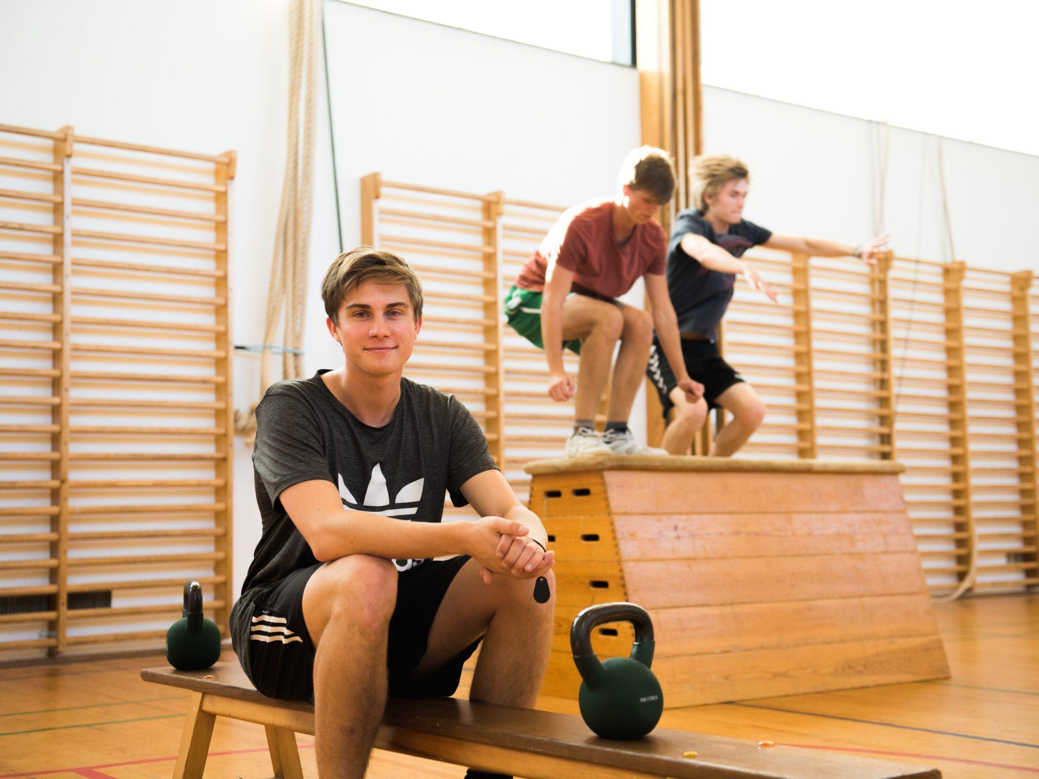 Grenaa Gymnasiums kostskole - fritid
