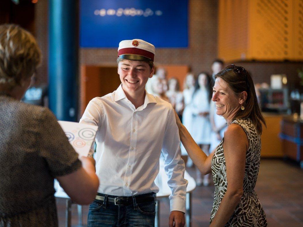 IB Diploma Cap Ceremony 2020 at Grenaa Gymnasium