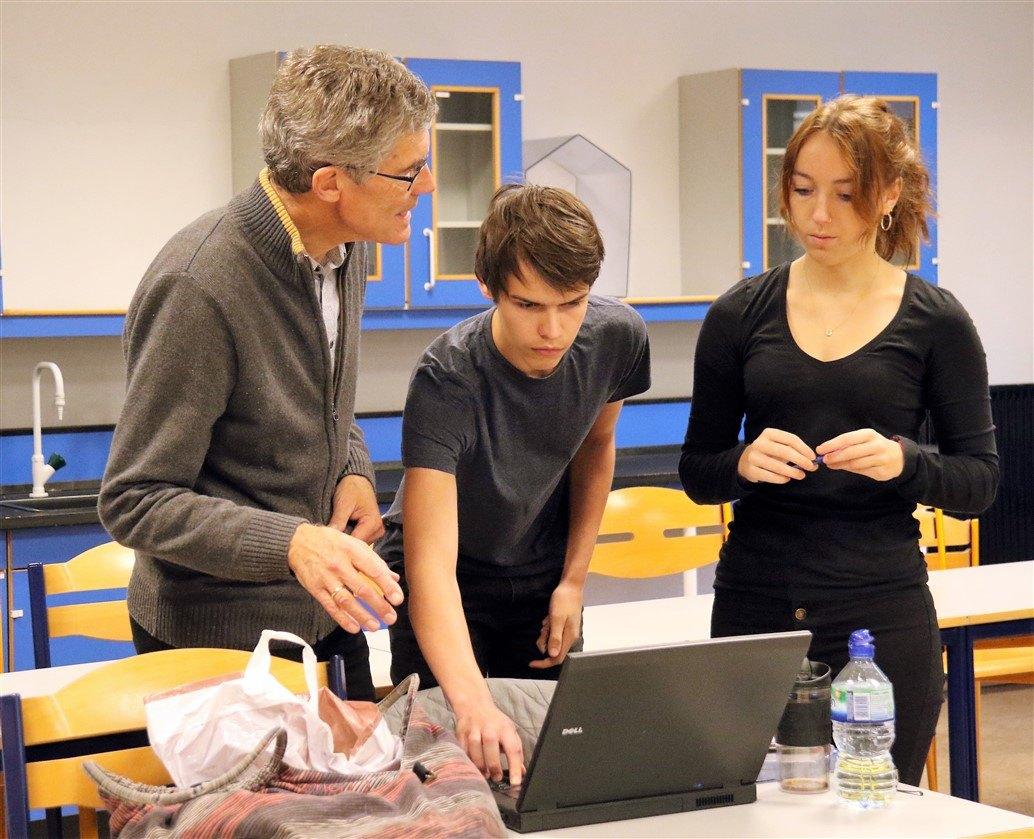 IB fag physics på Grenaa Gymnasium