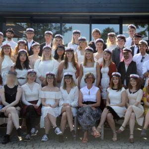 2018 International Baccalaureat Students Grenaa Gymnasium