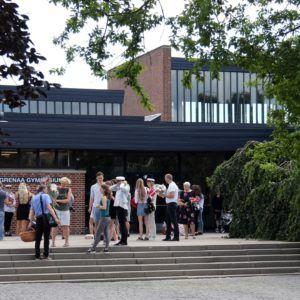 stigning i antallet af ansøgere til Grenaa Gymnasium