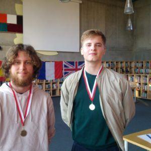 Elever fra Grenaa Gymnasium deltog i International Language Competition