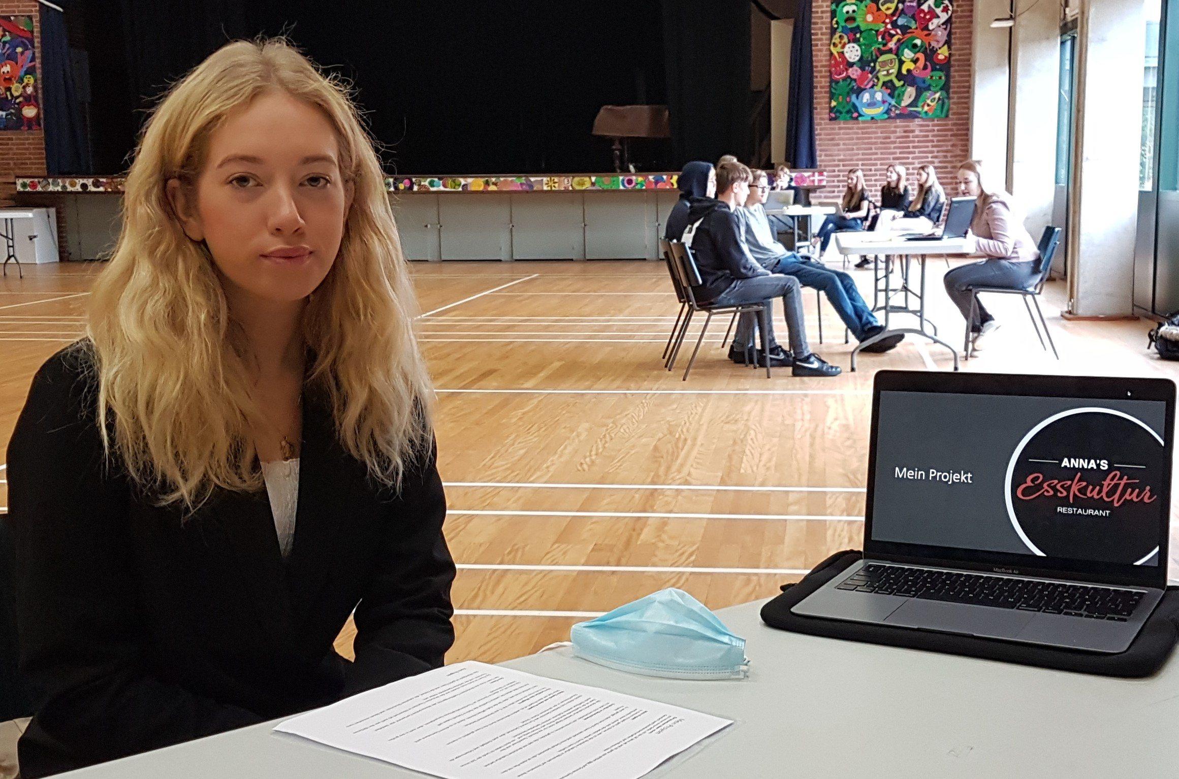 Karrierelæring på tysk Grenaa Gymnasium