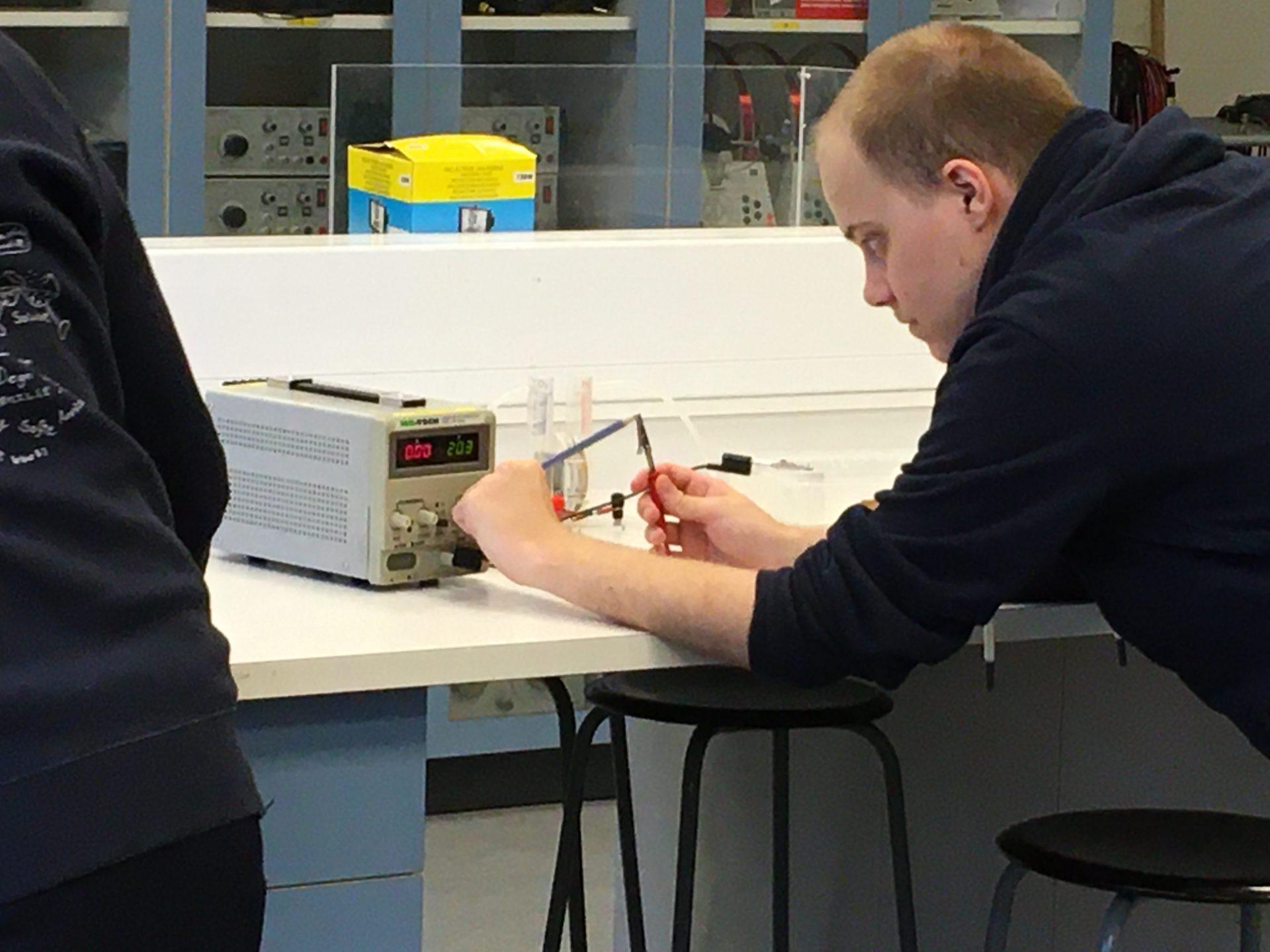 Naturvidenskabelige studieretninger på Grenaa Gymnasium