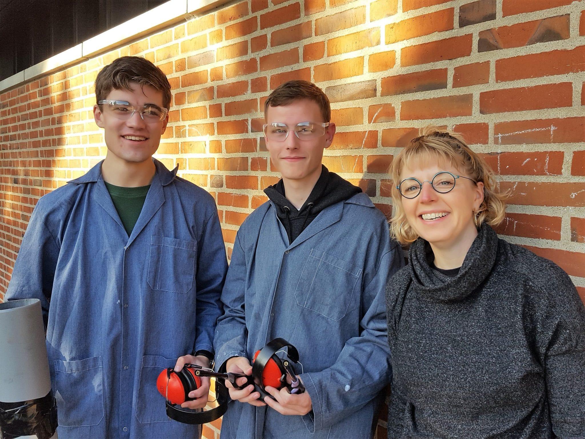 Grenaa Gymnasiums kemishow på Kattegatcentret
