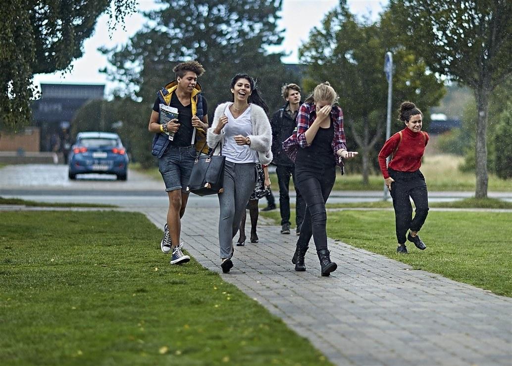 Kostgymnasium i Grenaa - boarding school in Denmark
