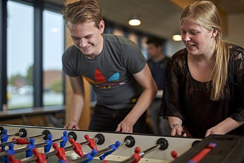 Kostskoler i Danmark - Grenaa Gymnasium - Boarding School in Denmark