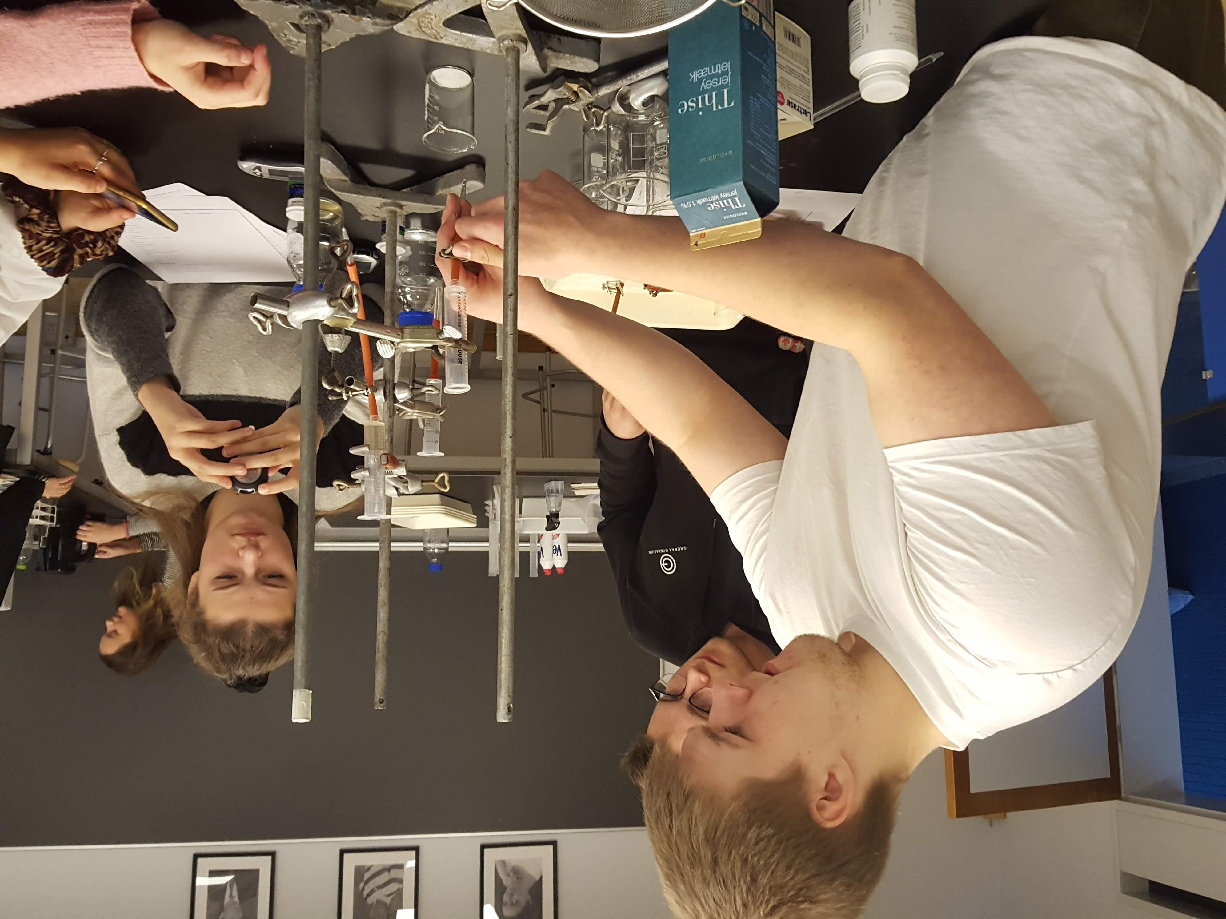 Erasmus+ financierer pædagogisk udvikling i naturvidenskab