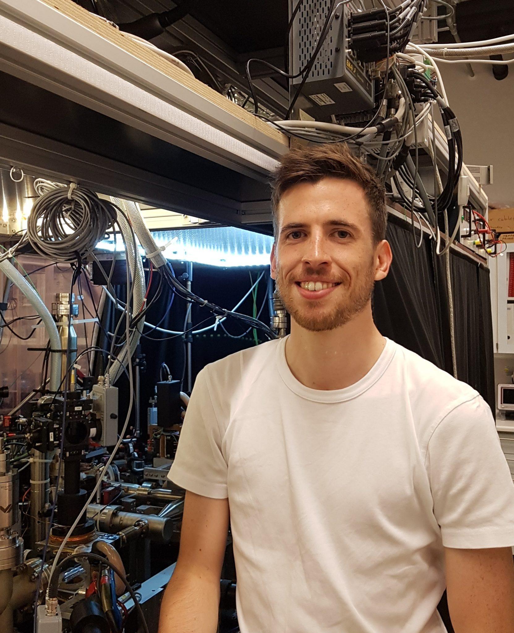 Fysiker på Aarhus Universitet med STX i bagagen