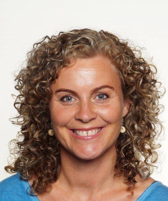 Rie Kurdahl vejleder på Grenaa Gymnasium