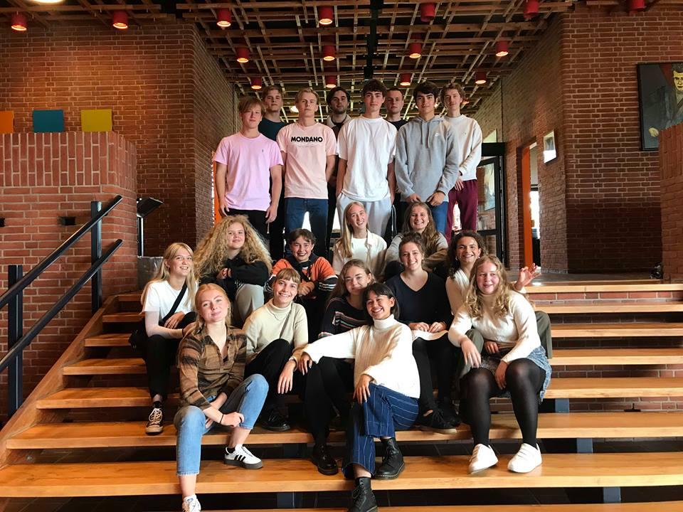 Skolebladet på Grenaa Gymnasium