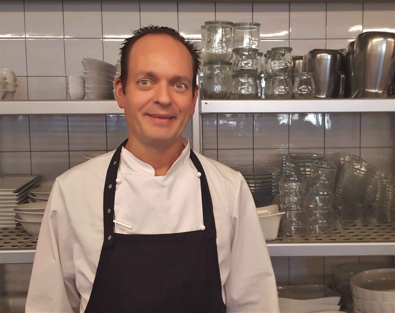 Stephan Oppenhagen er ny køkkenleder på Grenaa Gymnasiums kostskole