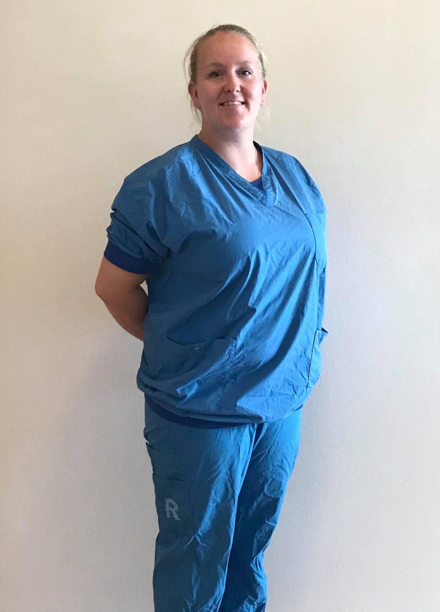 Sygeplejerske på Regionshospitalet i Randers