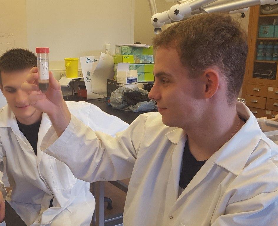 Tiny Earth og bioteknologi på Grenaa Gymnasium