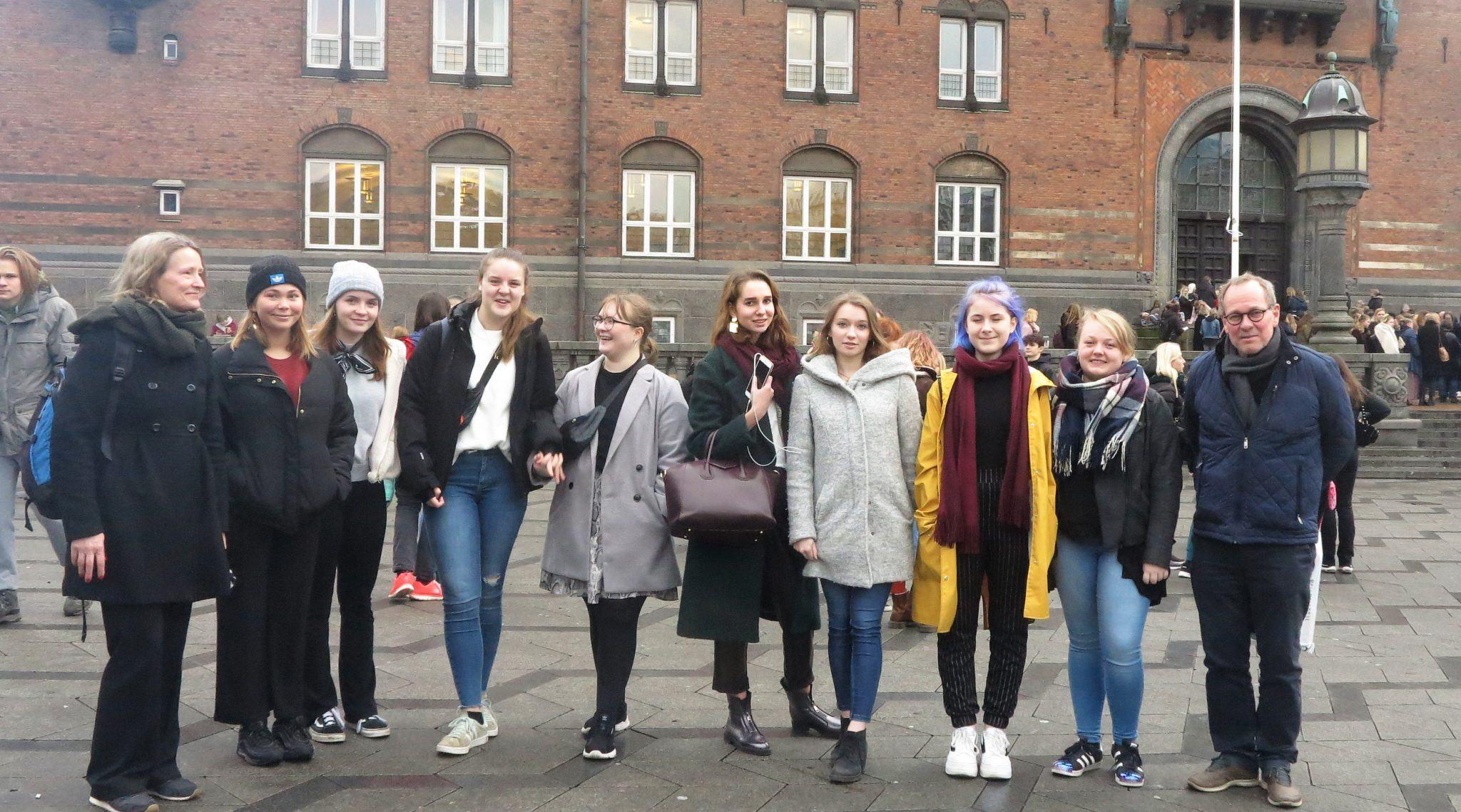 Grenaa Gymnasium på Ungdommens Vårsalong 2019
