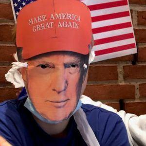 USA valgaften 2020 på Grenaa Gymnasium