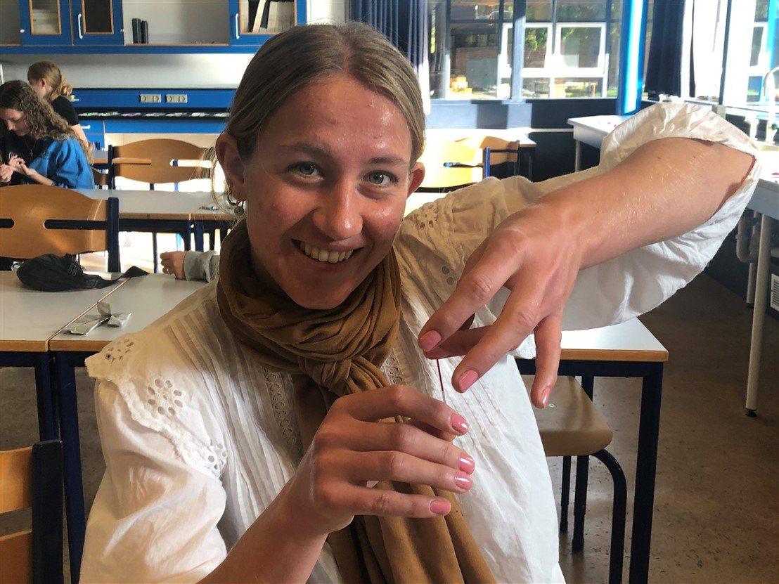 Grenaa Gymnasium deltager i Vi tester Danmark